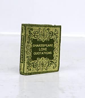 Shakespeare Love Quotations (Miniature books)