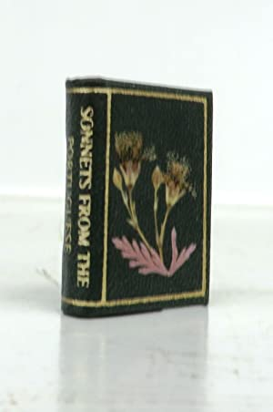 Sonnets from the Portuguese (miniature books)