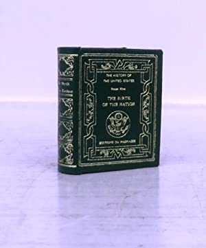 The Birth of the Nation: The History of the United States (Miniature book)