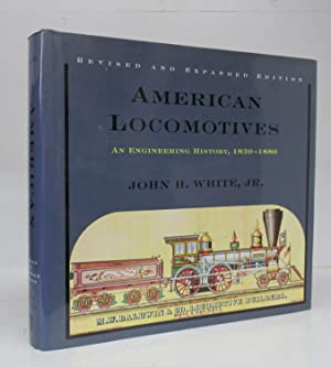 American Locomotives: An Engineering History, 1830-1880
