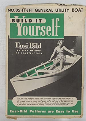 Build it Yourself No. 85 11 1/2 Ft. General Utility Boat