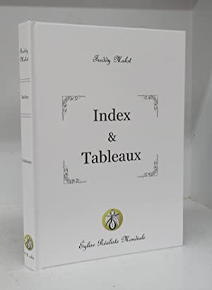 Index & Tableaux