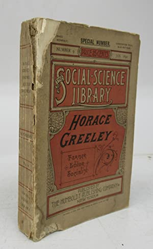 Horace Greeley and Other Pioneers of American Socialism