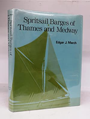 Spritsail Barges of Thames and Medway