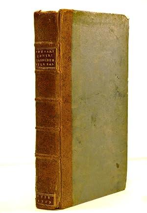 Recueil sur les naissances tardives.1°) (BOUVART M.-Ph.): BOUVART M.-Ph. ;