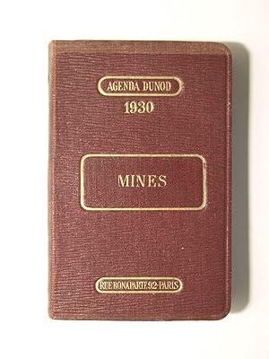 Mines: Agenda Dunod