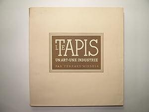 Le tapis. Un art. Une industrie.: WINDELS Fernand, ALBIN-GUILLOT