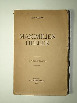 Maximilien Heller: CAUVAIN Henry