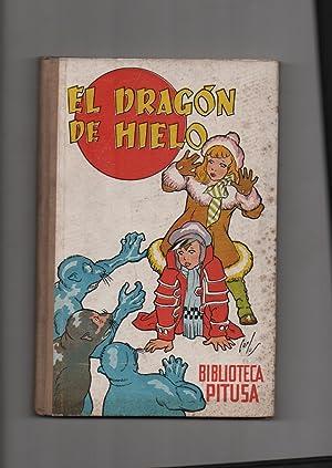 EL DRAGÓN DE HIELO.: NESBIT, E.