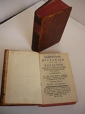 COMPENDIO HISTÓRICO DE LA RELIGIÓN DESDE LA: PINTON, JOSEF D.