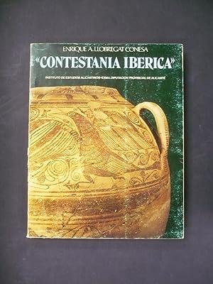 CONTESTANIA IBÉRICA.: LLOBREGAT CONESA, ENRIQUE