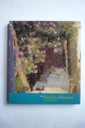 LOS SOROLLA DE VALENCIA. SOROLLA, PAINTINGS FROM VALENCIA.