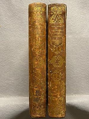 DICCIONARIO GEOGRAFICO UNIVERSAL PINTORESCO DE LAS CINCO PARTES DEL MUNDO, .