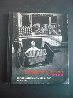 FOTOGRAFÍA AMERICANA 1890-1965 en The Museum of Modern Art New York.