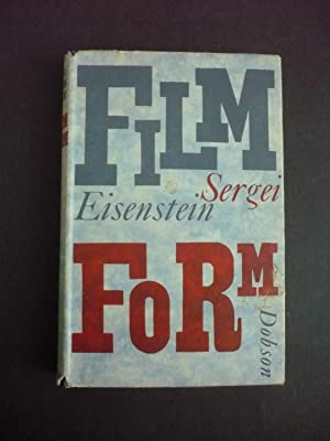 FILM FORM. Essays in film theory.