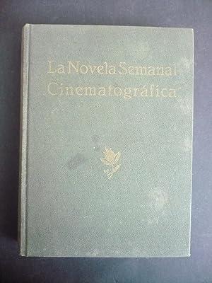 LA NOVELA SEMANAL CINEMATOGRÁFICA: La huella del
