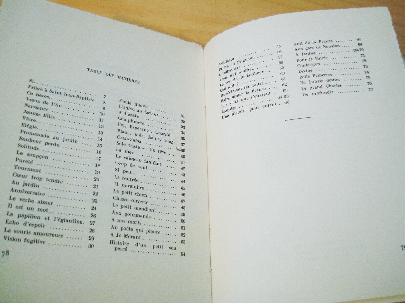 Le Chant Du Grillon Poèmes 1954 1959