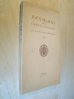 Jocs florals de la llengua catalana
