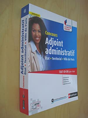 Concours Adjoint administratif