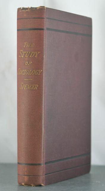 The Study of Sociology: Spencer, Herbert
