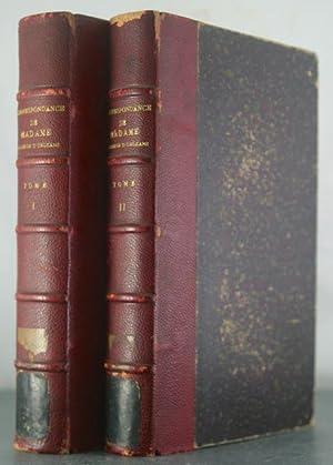 Correspondence Complete de Madame Duchesse d'Olreans, Nee Princess Palatine, Mere du Regent [...