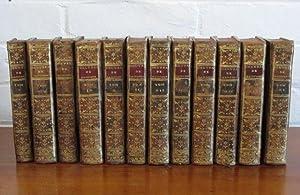 Les Oeuvres de theatre [12 Volumes, complete]: Carton Dancourt, Florent