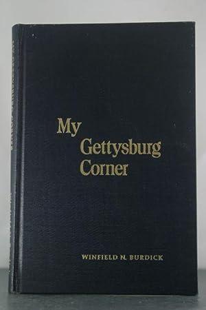 My Gettysburg Corner: Burdick, Winfield N.