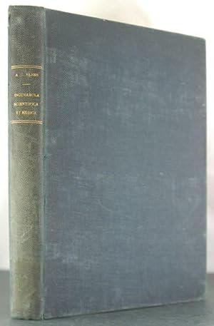 Incunabala Scientifica et Medica: Short Title List: Klebs, Arnold