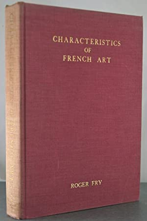 Characteristics of French Art: Fry, Roger