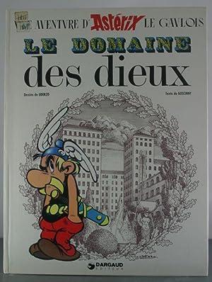 Le Domaine Des Dieux :Asterix: Goscinny
