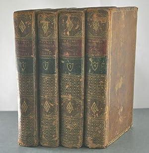 L'Eneide traduite Par Jacques Delille [4 Volumes]: Virgil [Delille, Jacques]