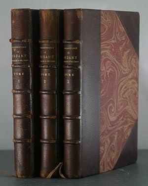 Correspondance de Madame Duchesse d'Orleans extraite de ses lettres originales [3 Volumes]: ...