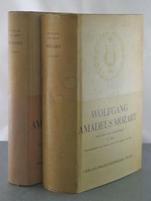 Wolfgang Amadeus Mozart - Briefwechsel und Aufzeichnungen [2 Bande / Two Volumes]: Mozart, ...