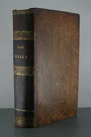The Works of Robert Burns. With life by Allan Cuningham.: Burns, Robert & Allan Cunningham