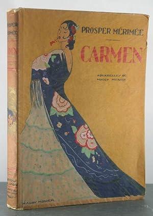 Carmen. Colomba.: Merimee, Prosper & Maggy Monier