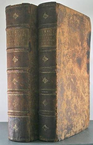 Commentarius In Mosis Prophetae Libros Quinque + Mosis Prophetae Libri Quatuor + Veteris Testamenti...