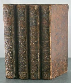 Oeuvres Melees en Prose et en Verse [4 Volumes]: Hamilton, Antoine