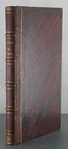 Journee de L'Amour, ou Heures de Cythere: Turpin de Crisse, Comtesse (et al)