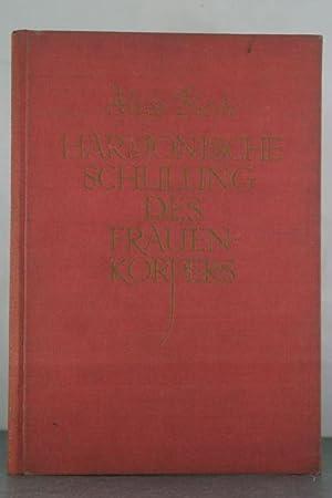 Harmonische Schulung des Frauenkorpers: Bloch, Alice