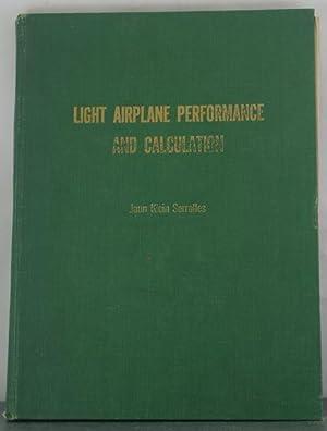 Light Aircraft Performance Calculation: Serralle's, Juan Klein (Aeronautical Engineer)