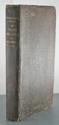 Italy and Italian Literature: Herbert, Charles