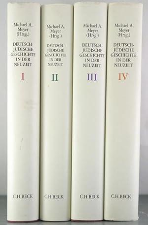Deutsch-judische Geschichte in der Neuzeit (German Edition)