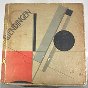 Wendingen. Special Number of the English Edition.: Lissitzky, El [Frank Lloyd Wright]