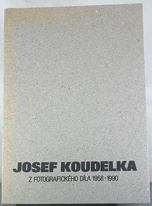 Josef Koudelka: Z Fotografickeho Dila 1958-1990