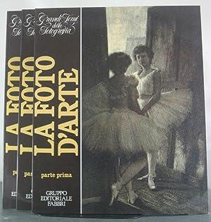 Grandi Temi della Fotografia: La Foto D'Arte [3 Volumi / Three Volumes]: COLOMBO Attilio,...