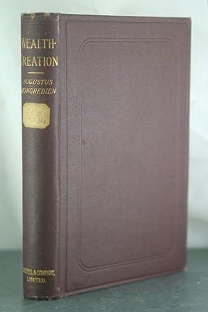 Wealth Creation: Mongredien, Augustus