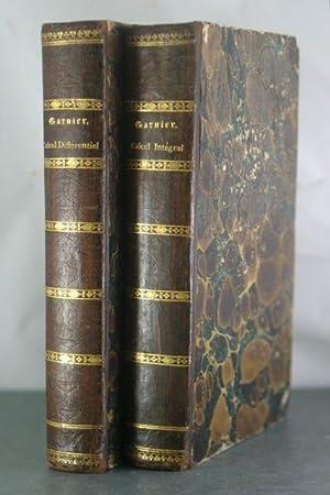Lecons de Calcul Differential; Lecons de Calcul Integral [2 Volumes]: Garnier, Jean-Guillaume