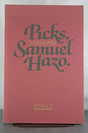 Picks: 1955-1990: Hazo, Samuel