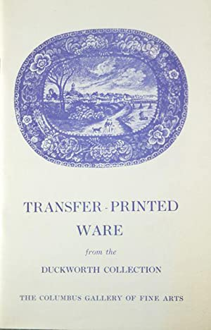 Transfer-Printed Ware from the Duckworth Collection: Paris, Katherine