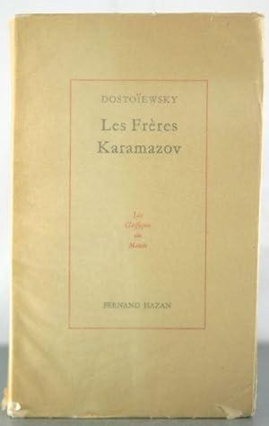 Les Freres Karamazov: Dostoiewsky, Fedor